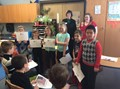 Valleyview 2nd Grades Visited by Oneonta D.A.R. image