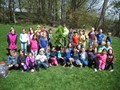 2nd Grade Library Classes celebrate Arbor Day image