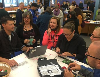 Conference Day Inspires OCSD Teachers