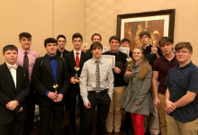 FBLA Members Attend Conference 2020