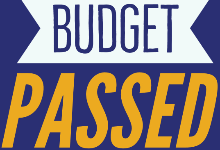 Voters Approve 2019-20 Budget