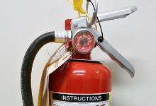 Effort to Provide Fire Extinguishers to Oneonta Families