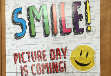 Picture Day Announcement
