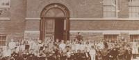 Center Street 2nd Grade, 1898