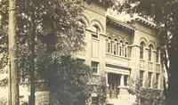 Center Street School, 1906
