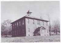 East End School replaced the District #11 school (1888-1900) which was destroyed by fire