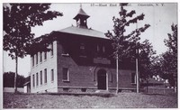 East End School, 1911-1957, was replaced in 1957 by the new Valleyview School