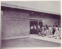 Valleyview students, 1960