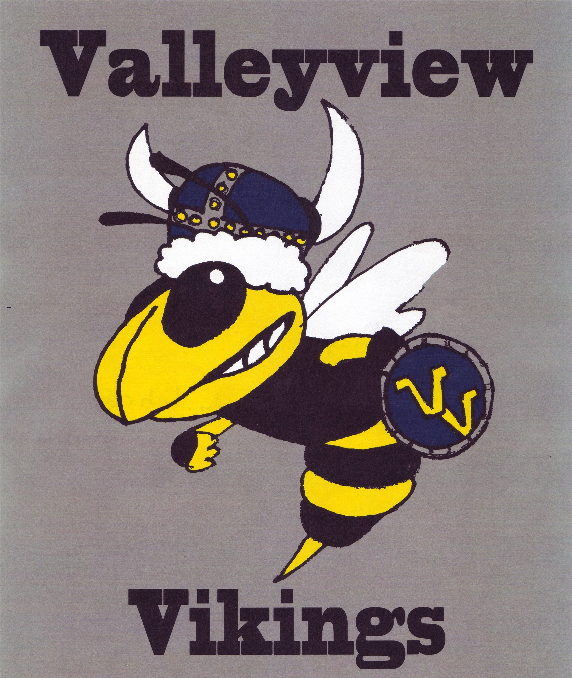 Valleyview Vikings Mascot