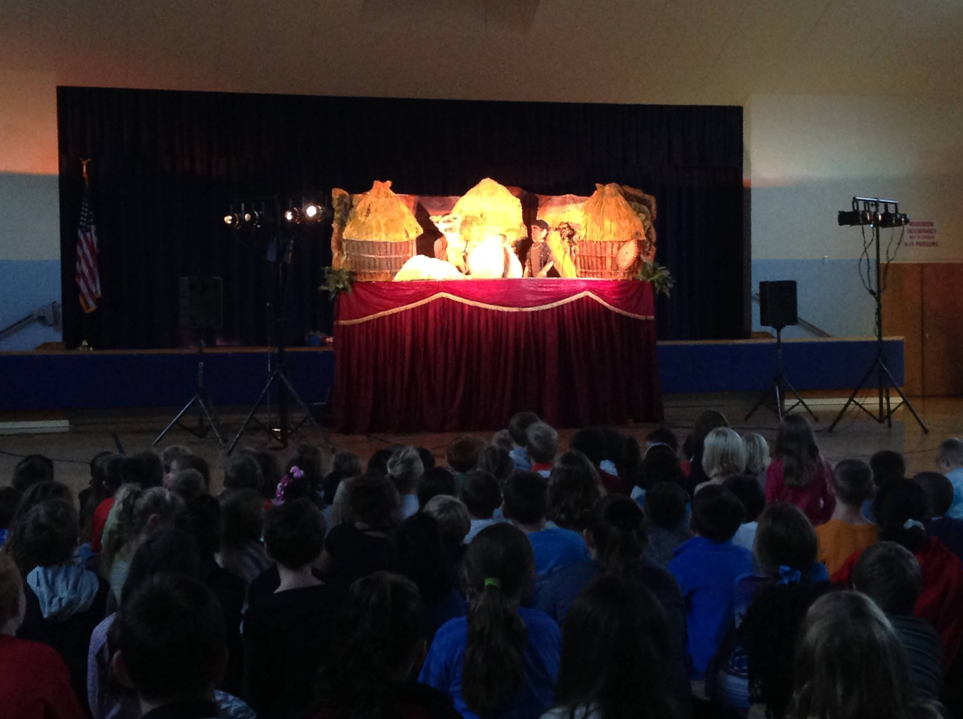 The Lion's Whiskers by Catskill Puppet Theater