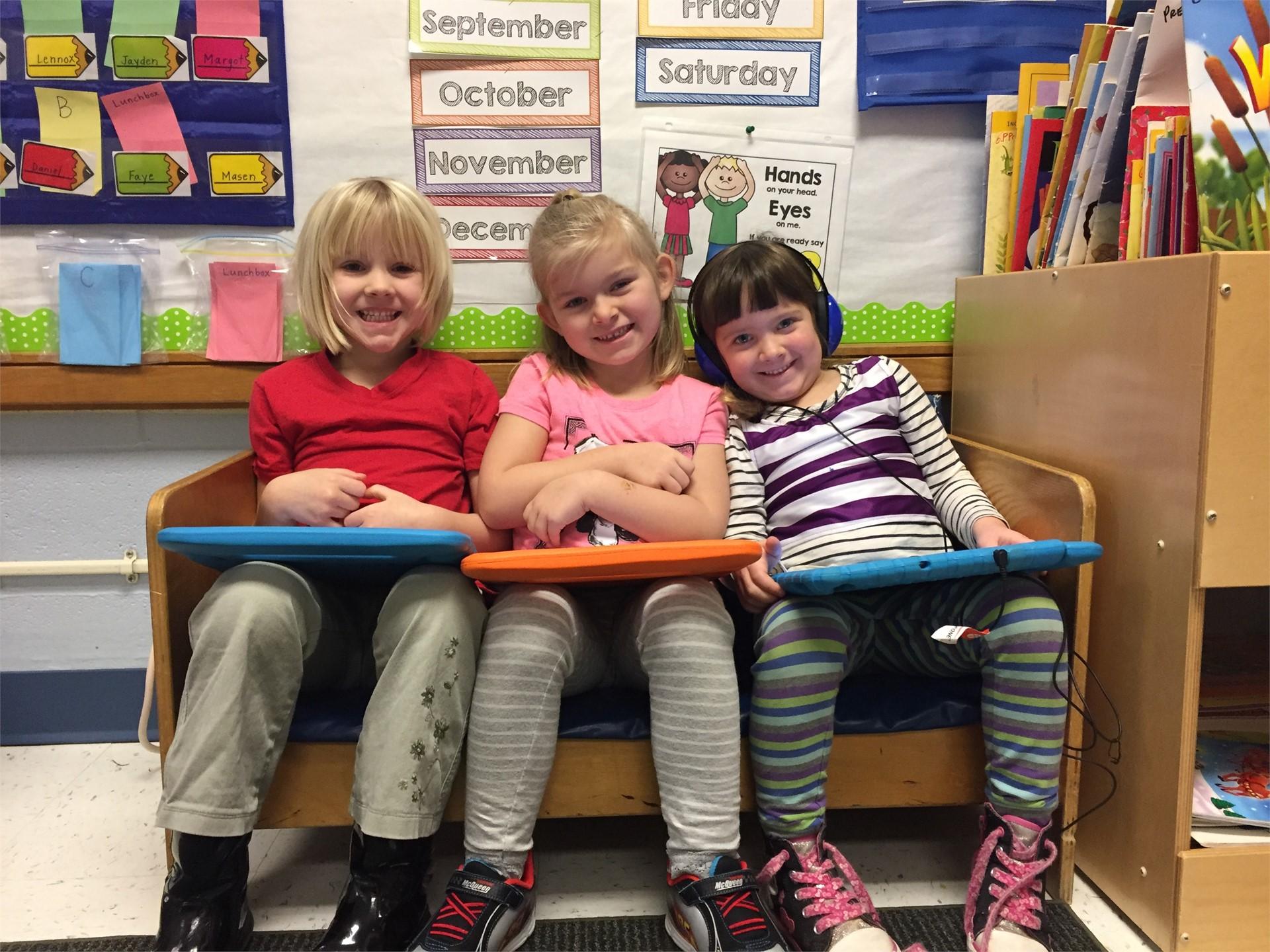 Kindergarten Cuties