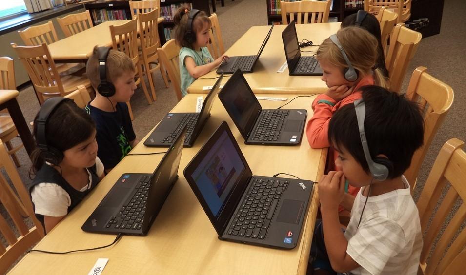 1st Grade Chromebooks