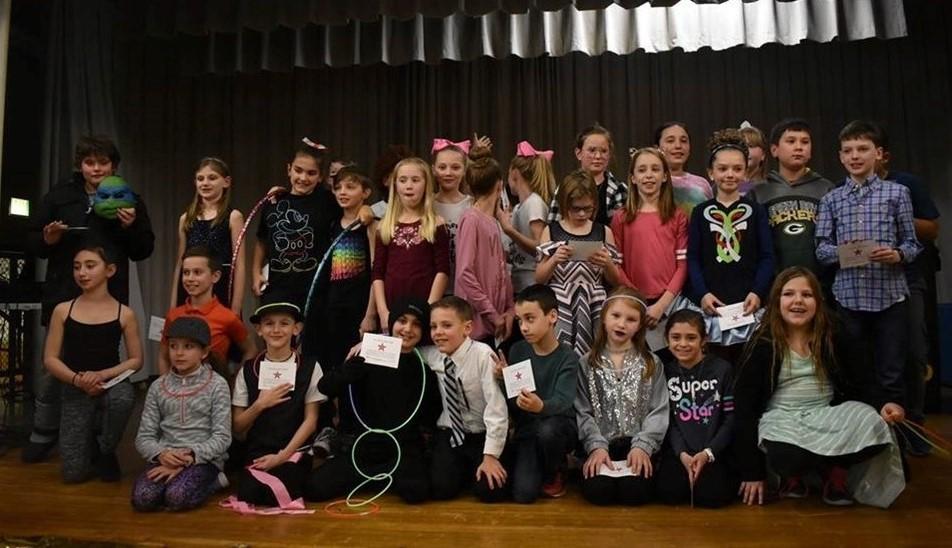 Valleyview School talent show