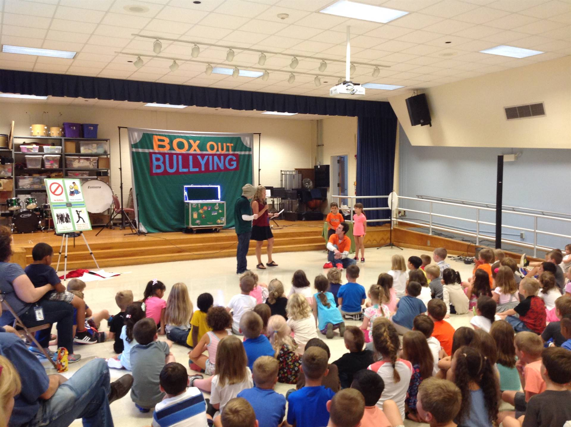 Box Out Bullying