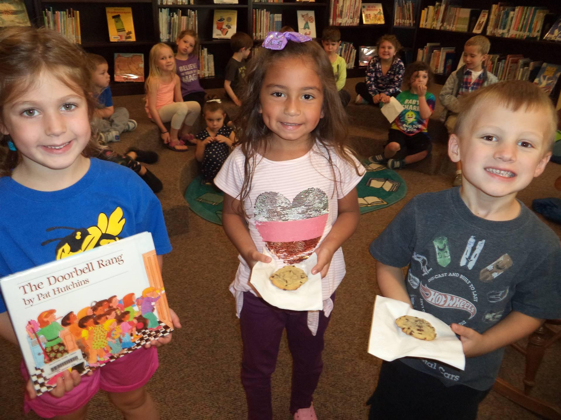 Kindergarten cookies