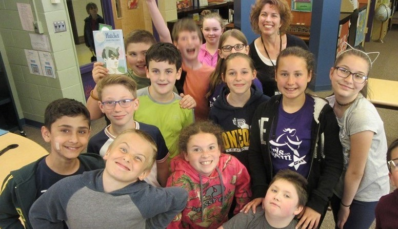 Valleyview Library Newbery Pie Club