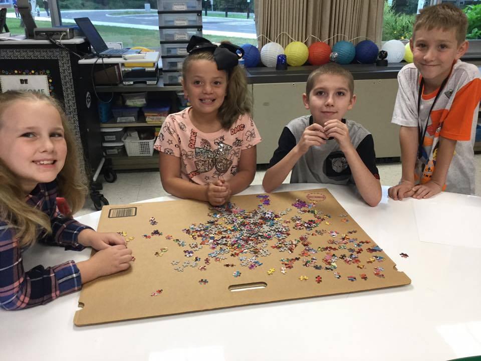4th grade puzzle