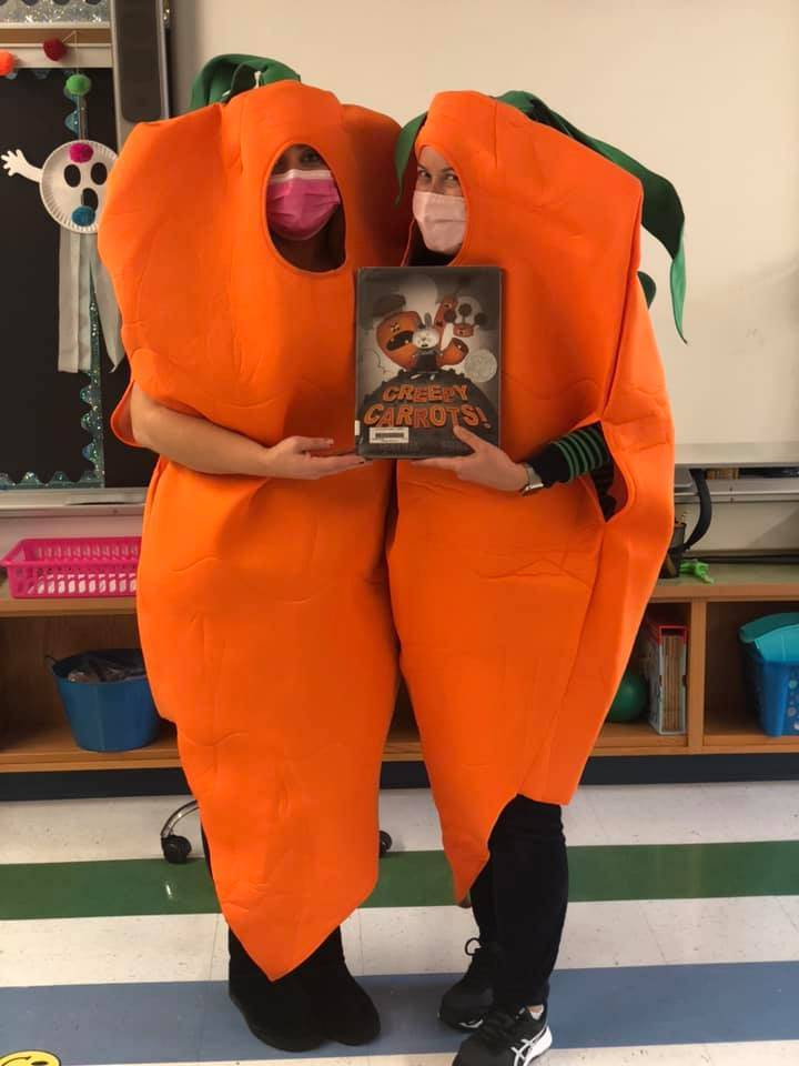 Creepy Carrots