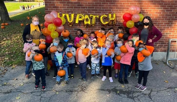 VV pumpkin patch