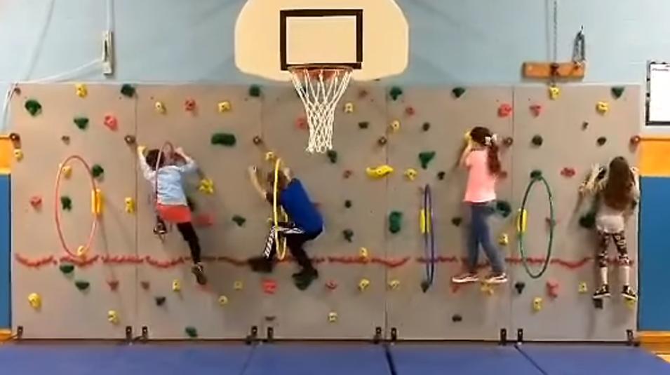 VV Climbing Wall