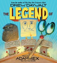"Picture book, ""Legend of Rock Paper Scissors"""