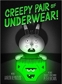 "Picture book, ""Creepy Pair of Underwear"""